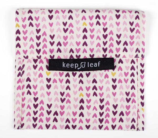 keep leaf fairtrade zak